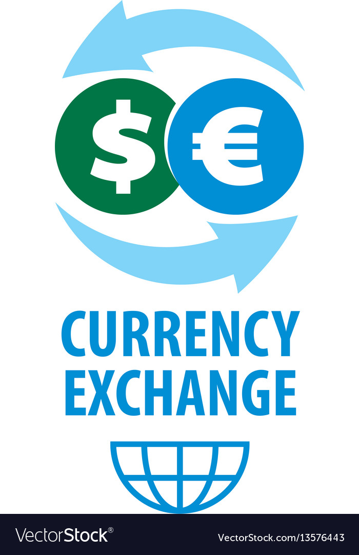 Logo currency exchange