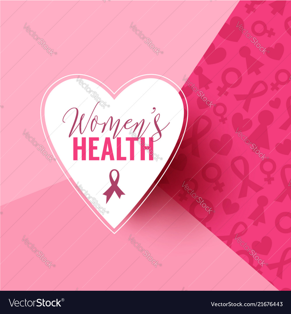 Pink background with paper heart frame