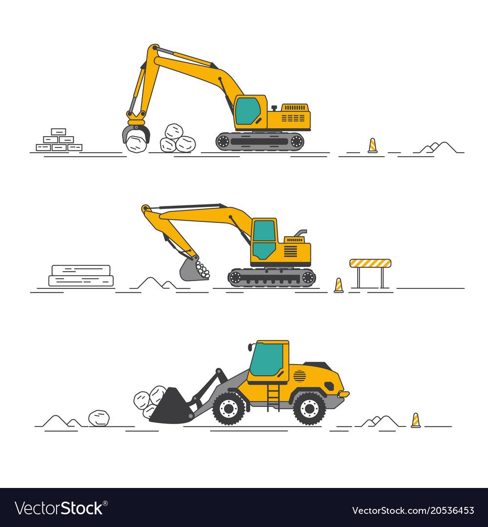All excavator