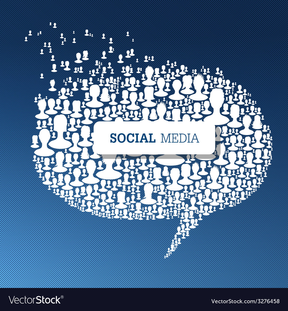 Social concept bubble