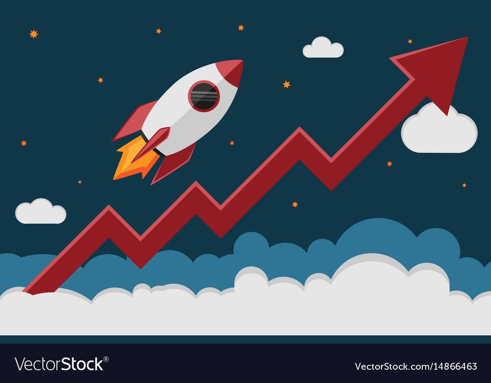 Rocket graph