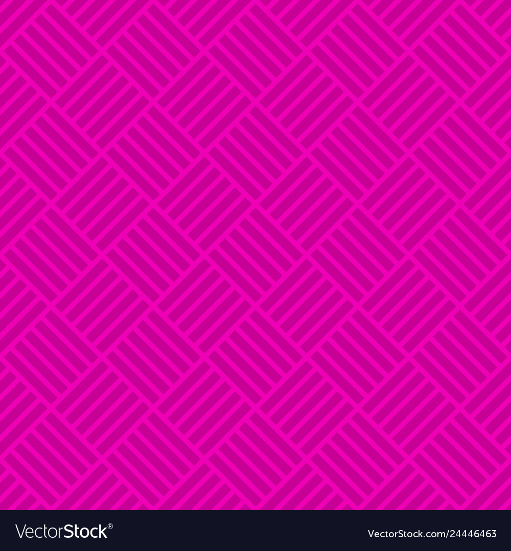 Seamless pattern of intertwined stripes
