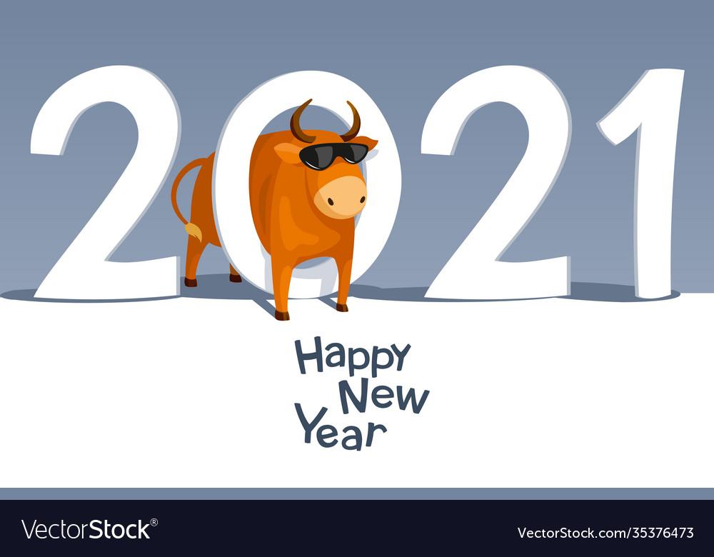 Year bull 2021