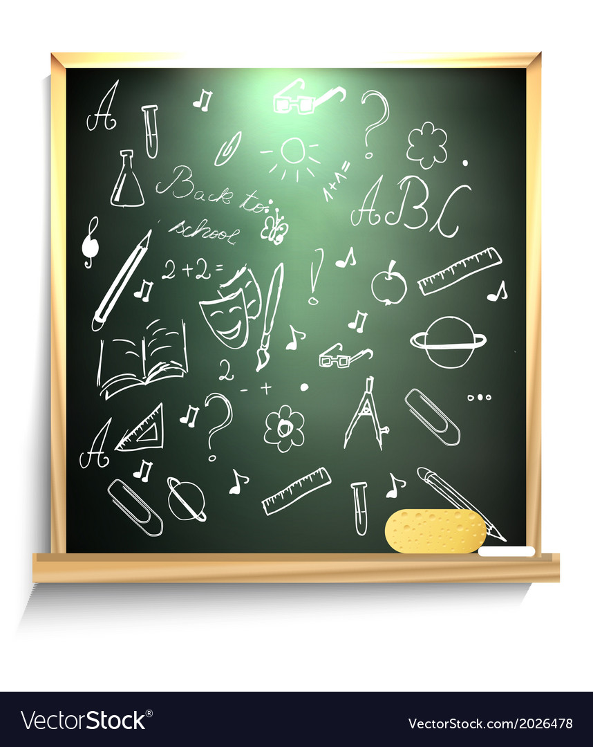 Blackboard design