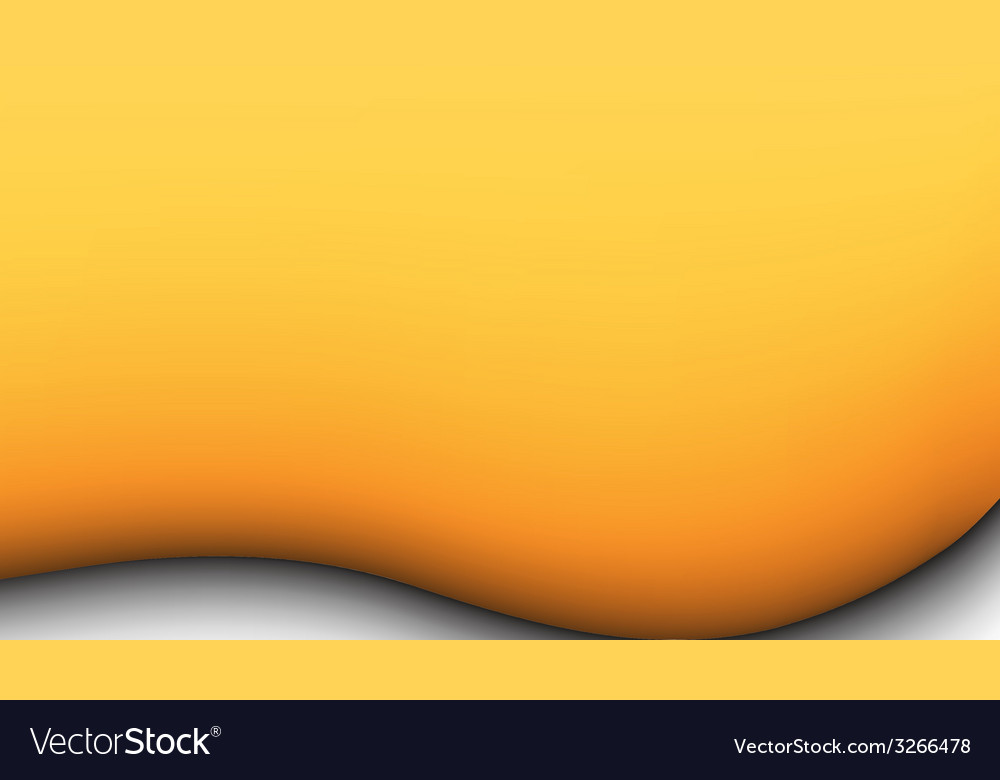 Yellow liquid background