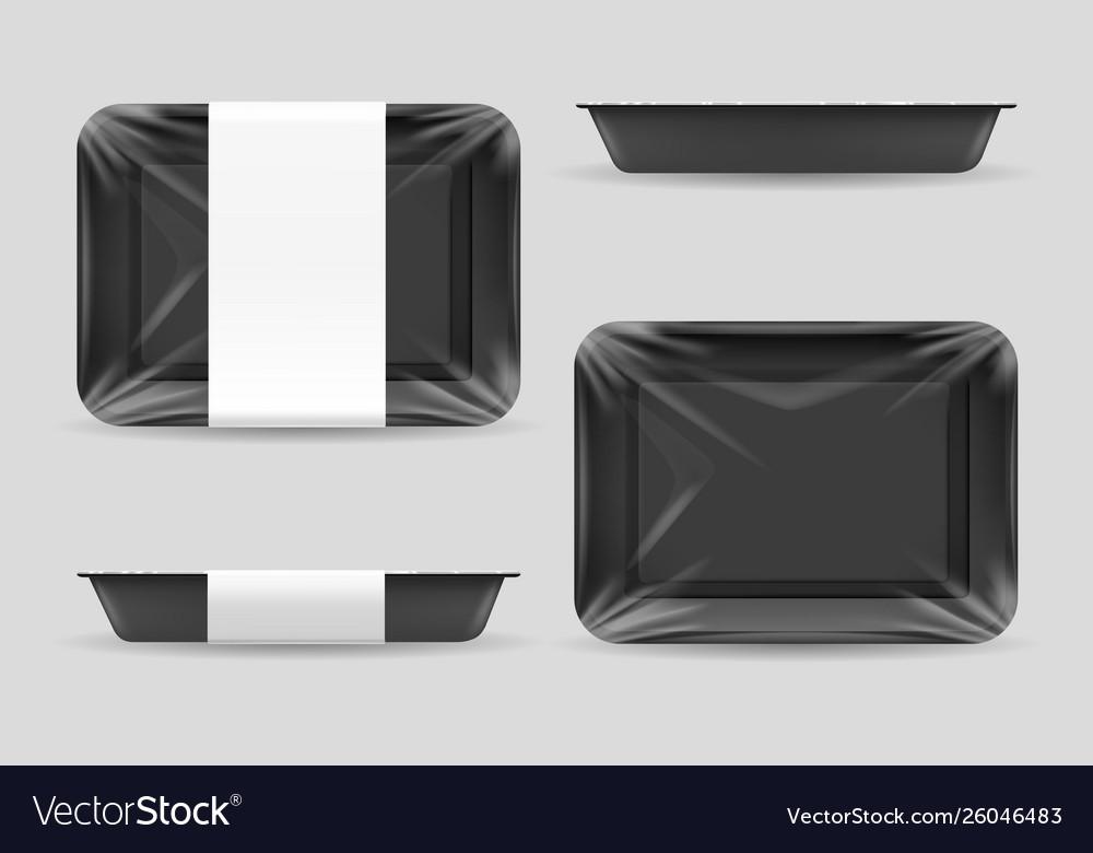 Styrofoam food storage