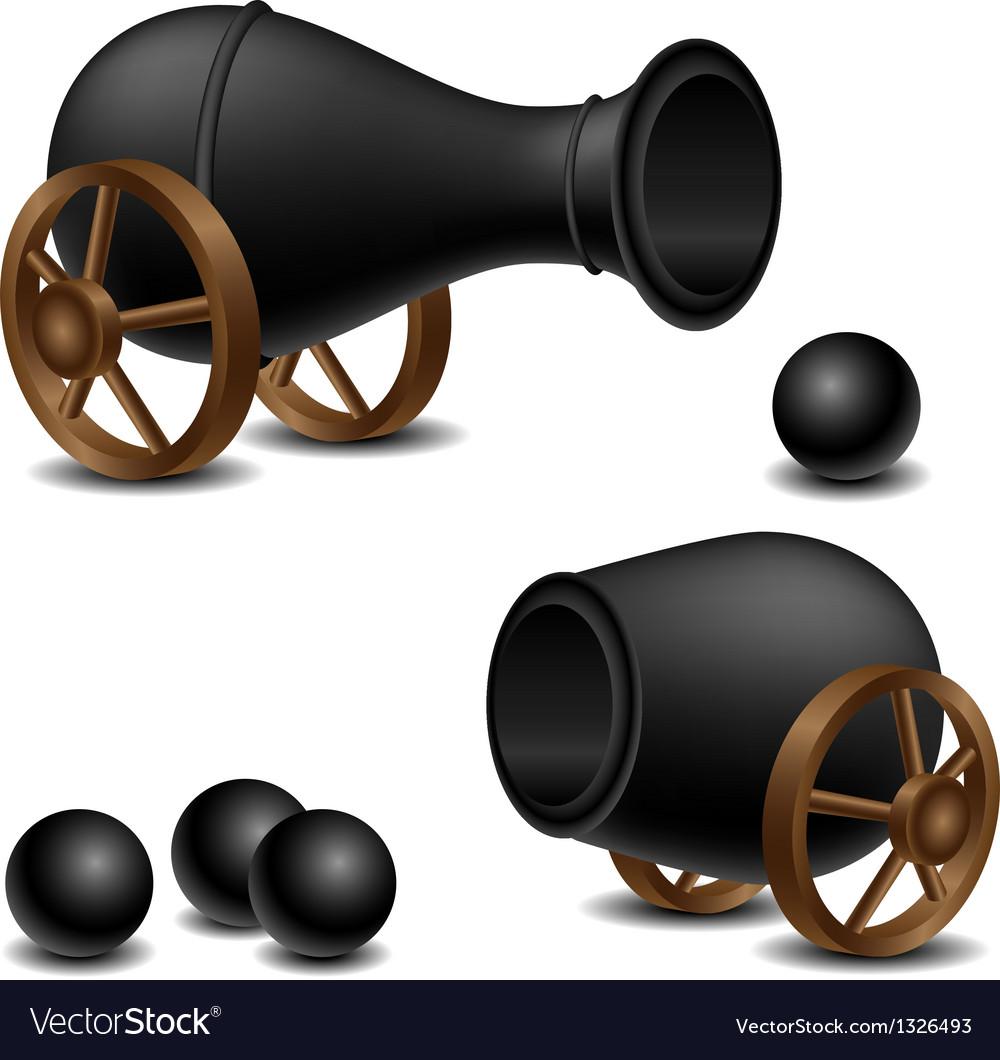 Cannon set