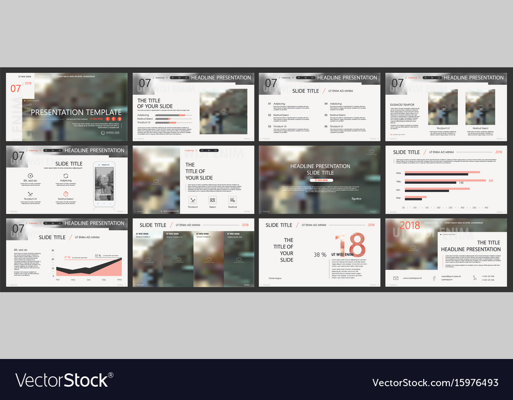 Elements For Powerpoint Presentation Templates