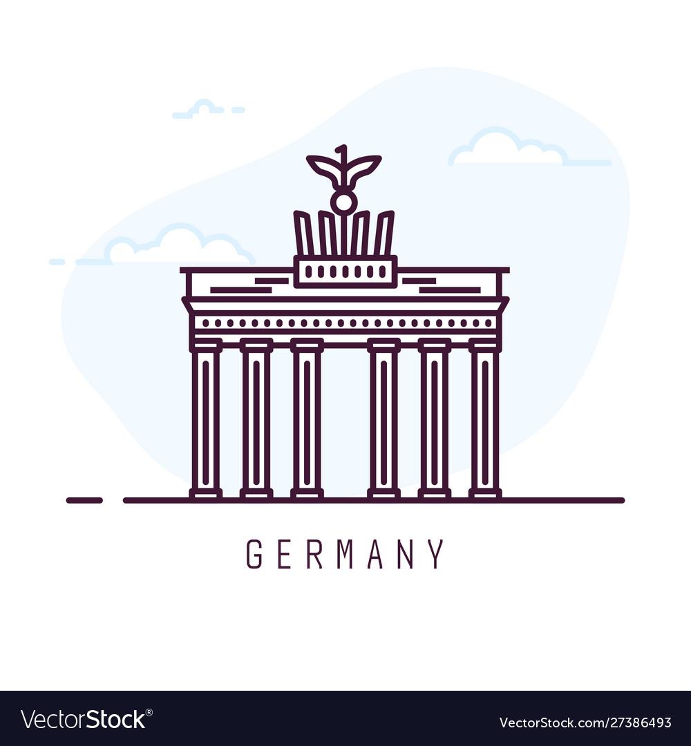 Germany line city