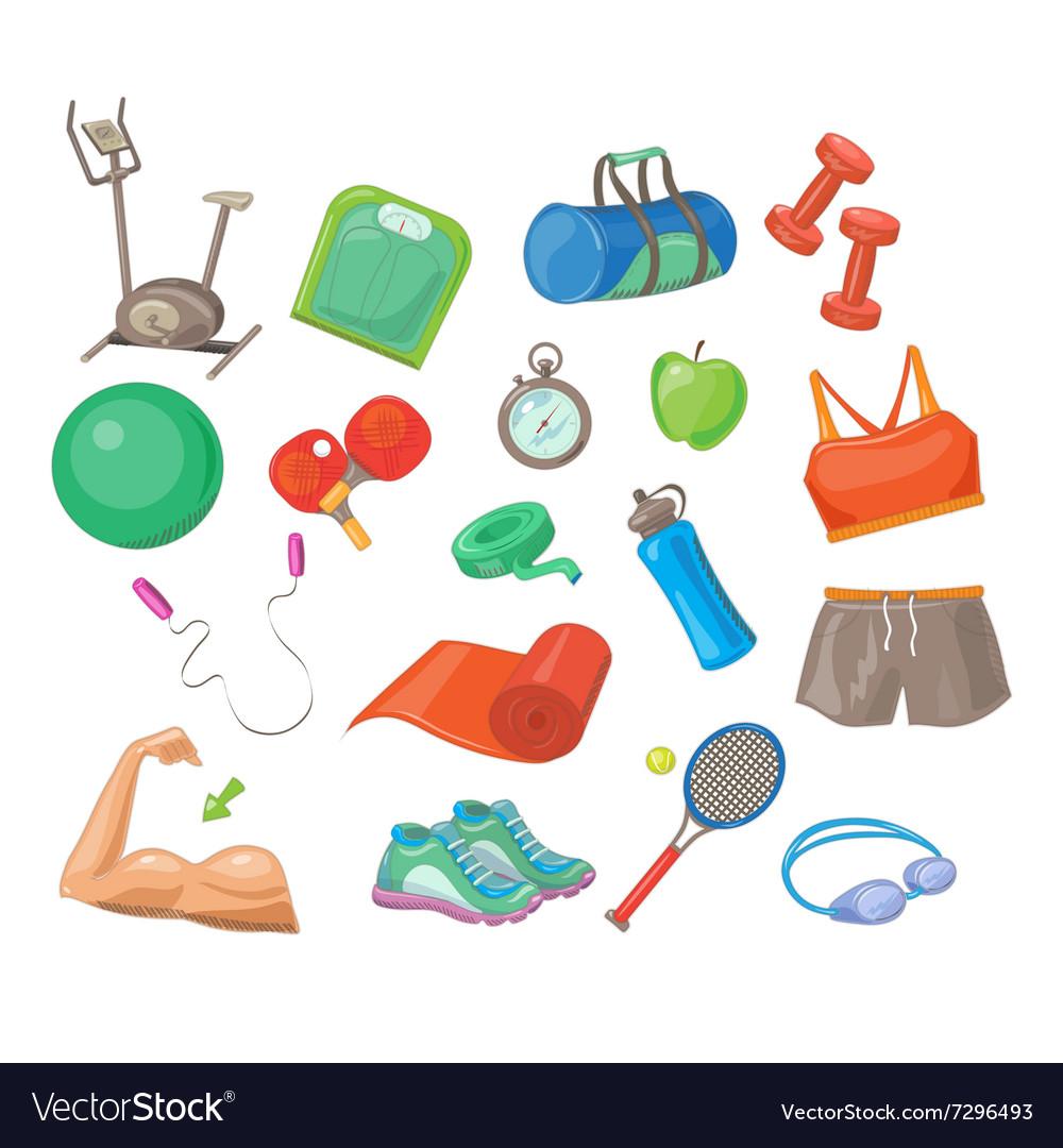 Sports Accessories Set