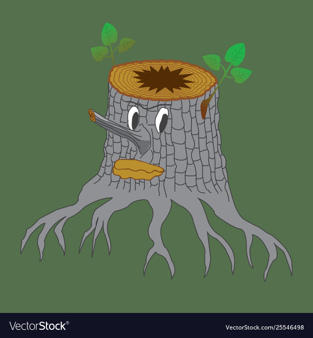 Tree Stump Monster Cartoon Color Drawing Vector Image 16,346 transparent png illustrations and cipart matching monster. tree stump monster cartoon color drawing vector image