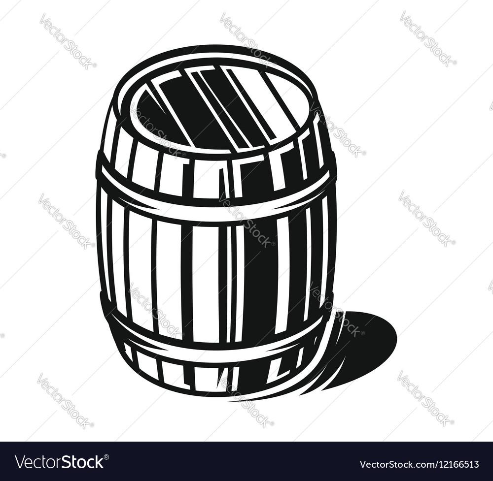 Black barrel