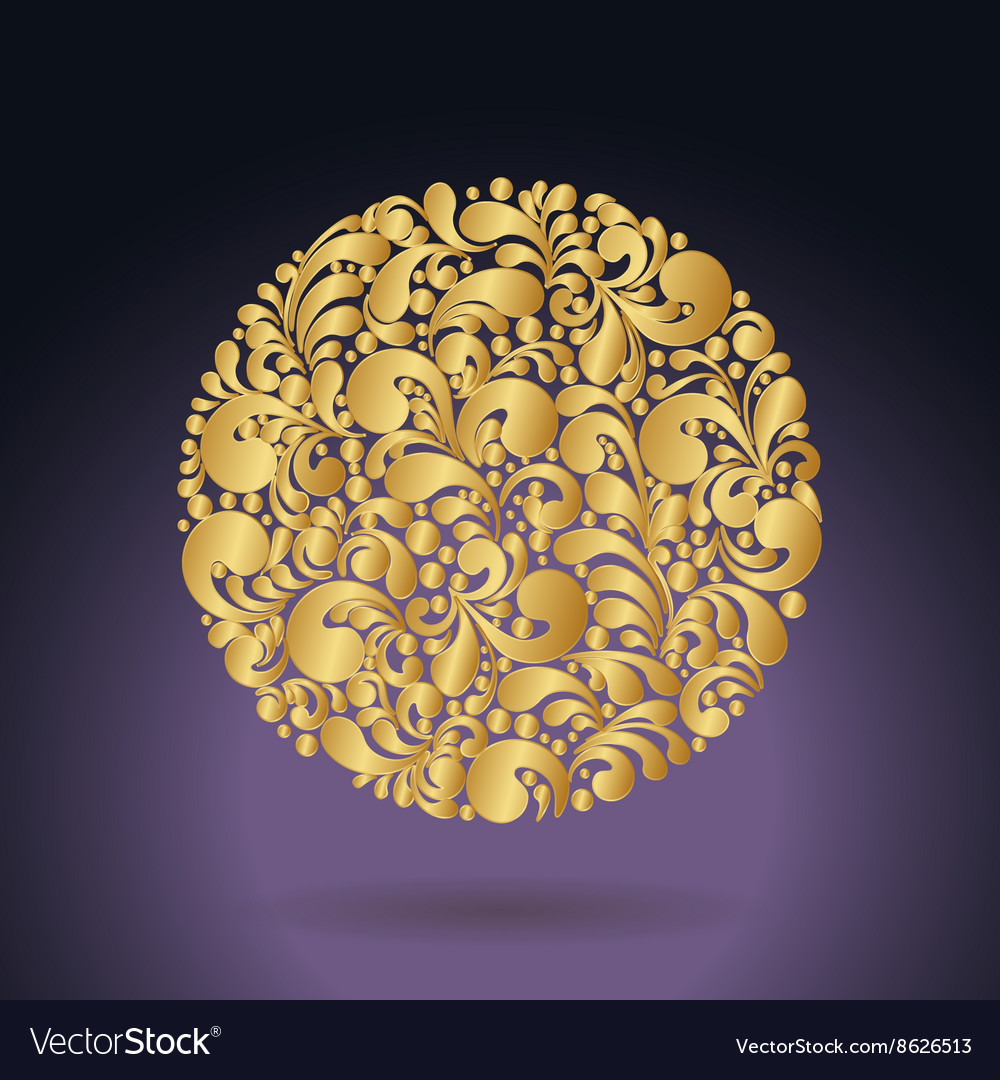 Golden curves circle1