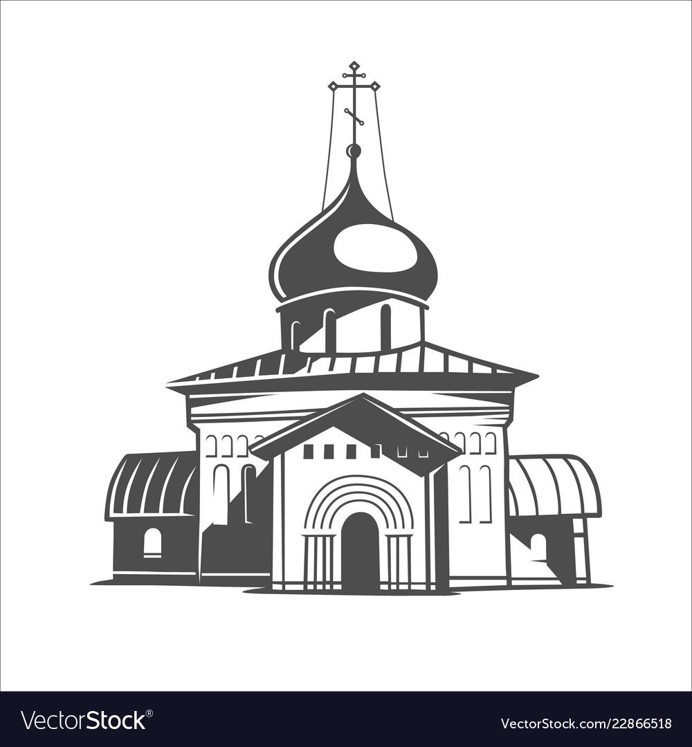 Russia orthodox church