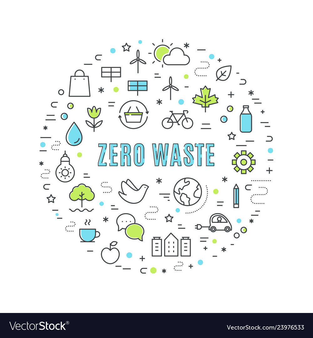 Zero waste and resposible consumption