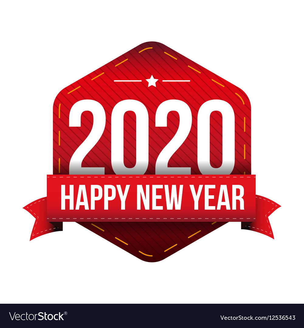 New Year 2020 Images Download Happy New Year 2020 Royalty Free Vector Image   VectorStock