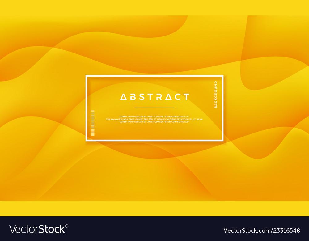 Abstract orange yellow background