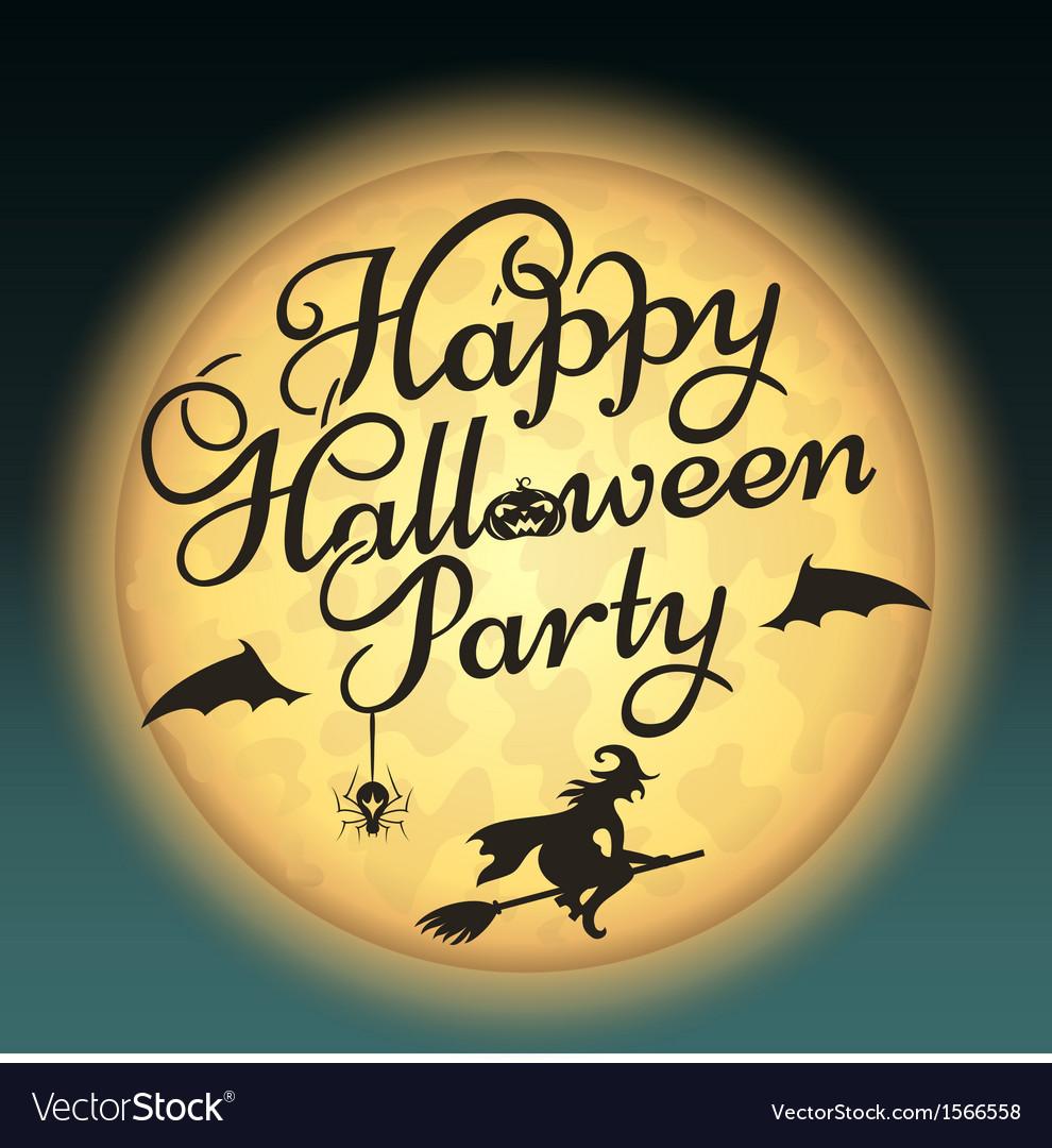 HalloweenBatmanVS vector image