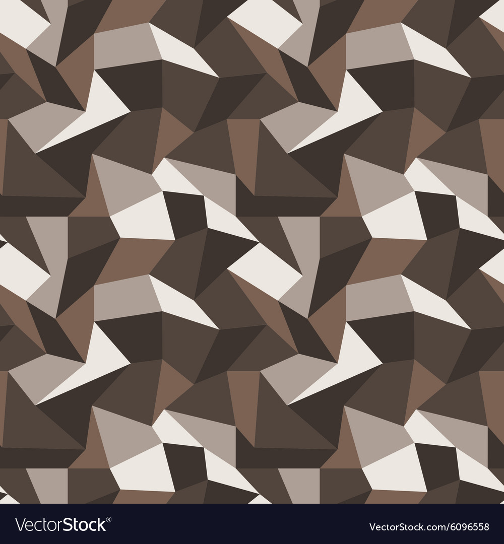 Seamless pattern with multi-colored vector image