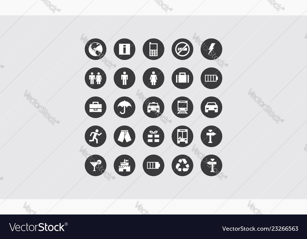 Application icon logo