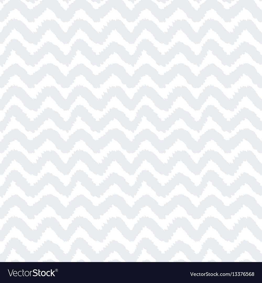 Grey and white chevron seamless pattern