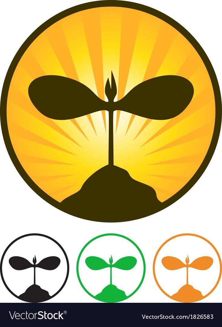 Sprout emblem