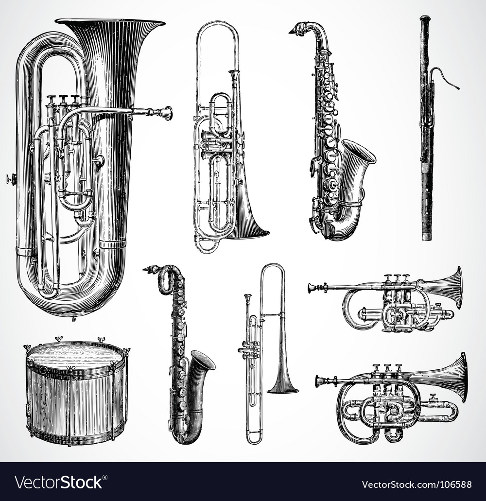 Antique instruments