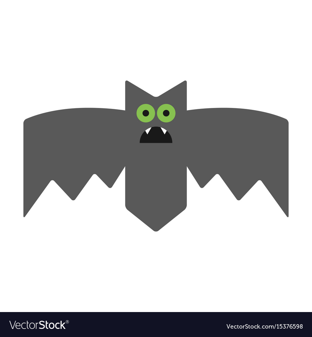 Bat emotional vampire the character for