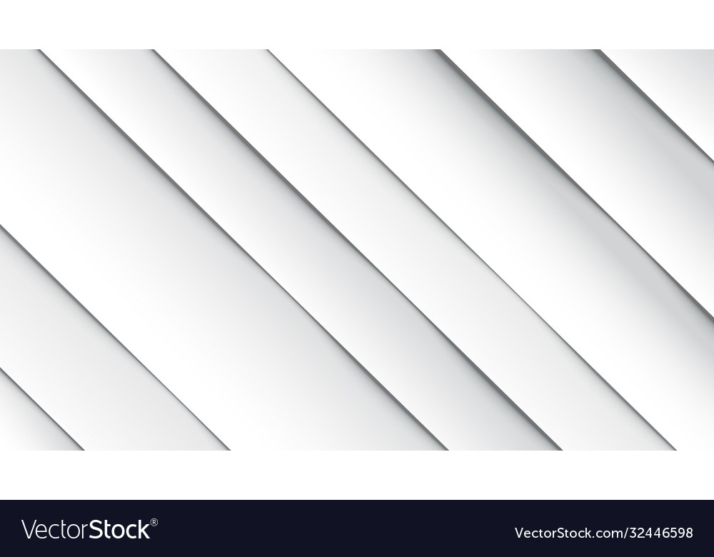 Minimal geometric abstract white backgroundpaper