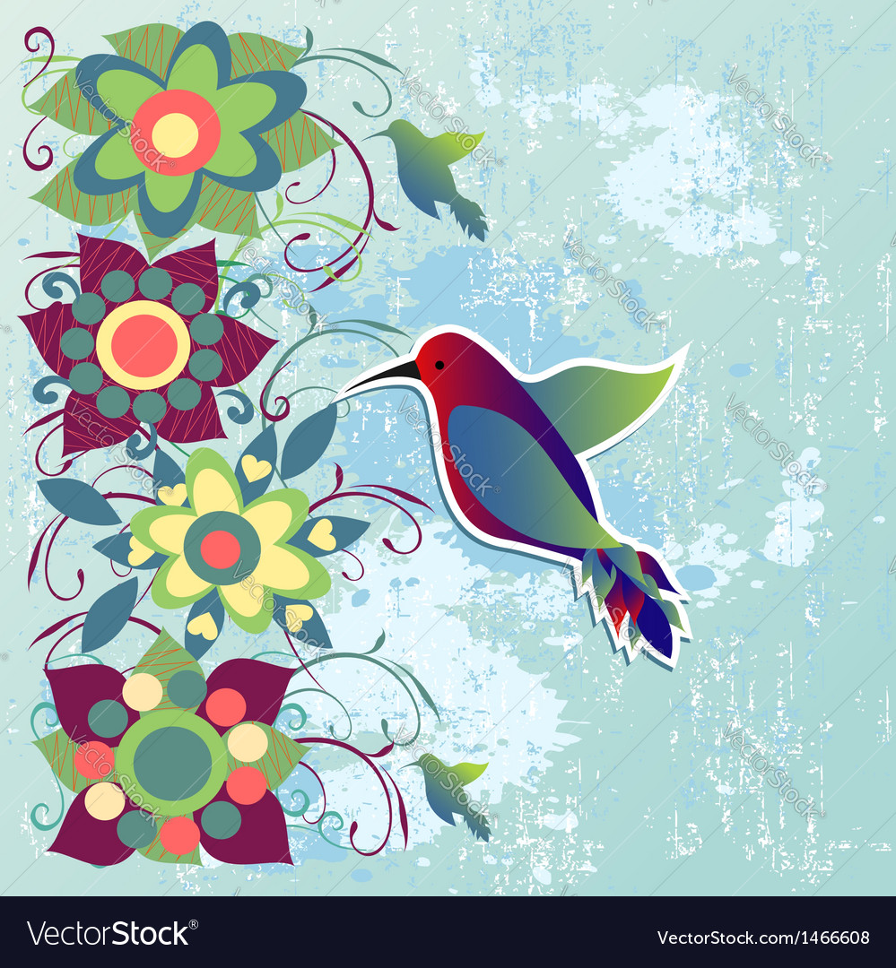 Abstract spring time background