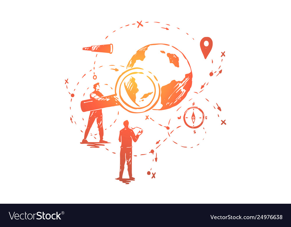Global data analysis seo research