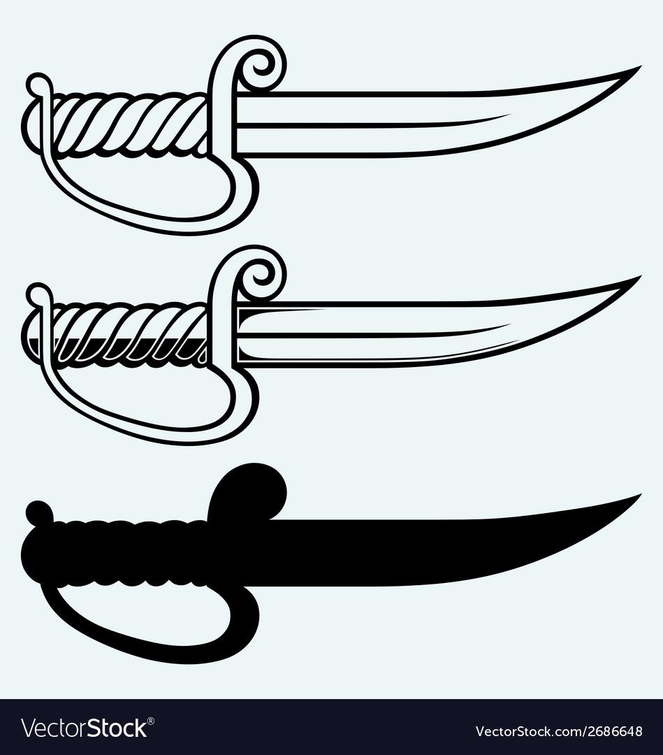 Asian dagger