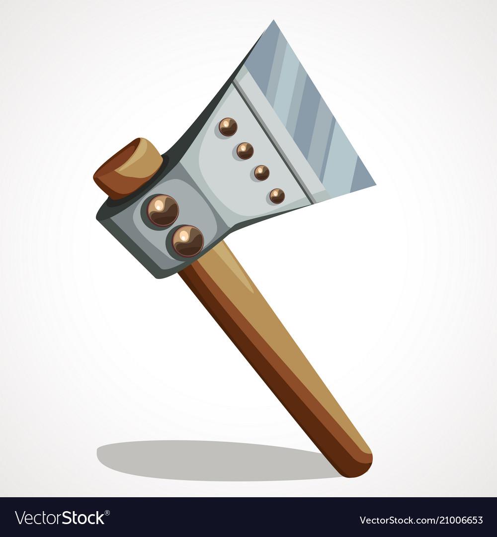 Battle axe steel