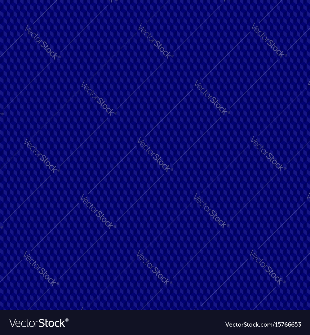 Blue square seamless pattern endless background vector image