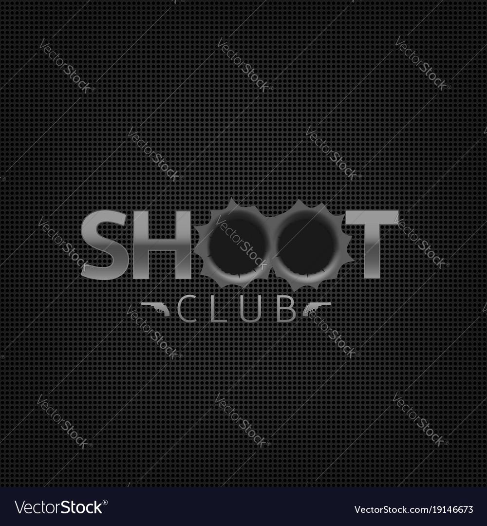 Shoot club emblem