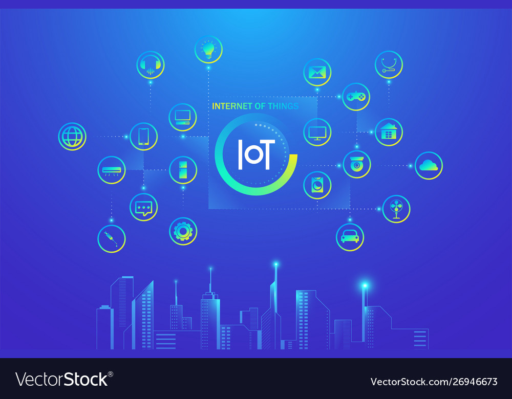 Smart city and internet things
