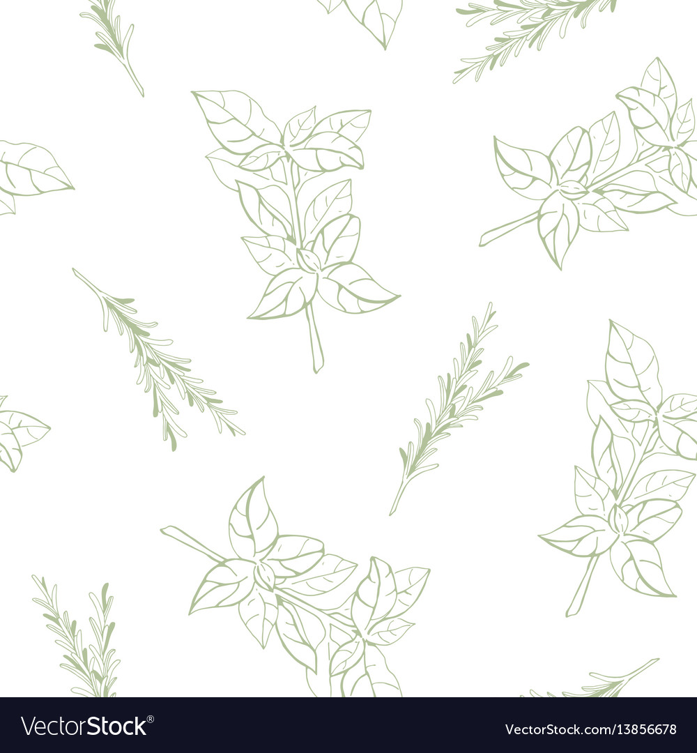 Seamless pattern texture with hand drawn