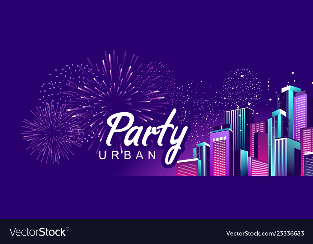 Banner city party