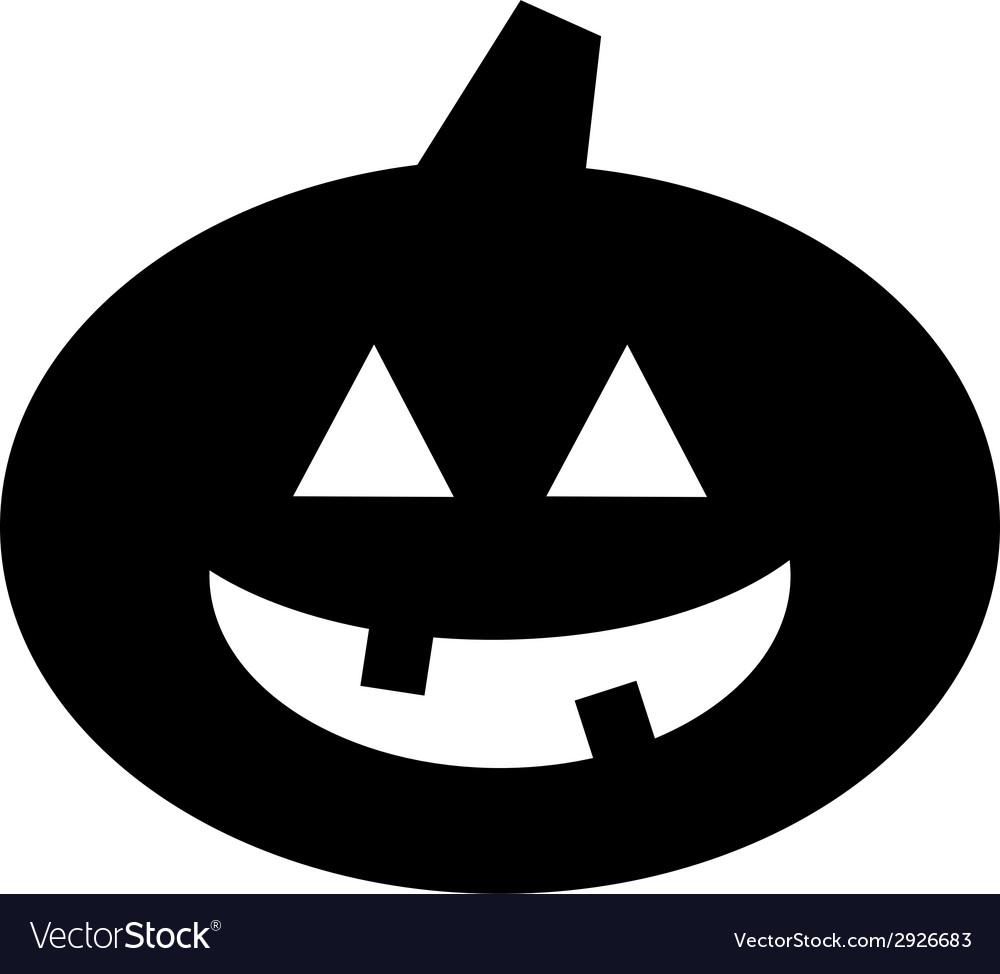 halloween pumpkin jack o lantern clipart vector image rh vectorstock com pumpkin jack o lantern clip art images free halloween jack o lantern clipart