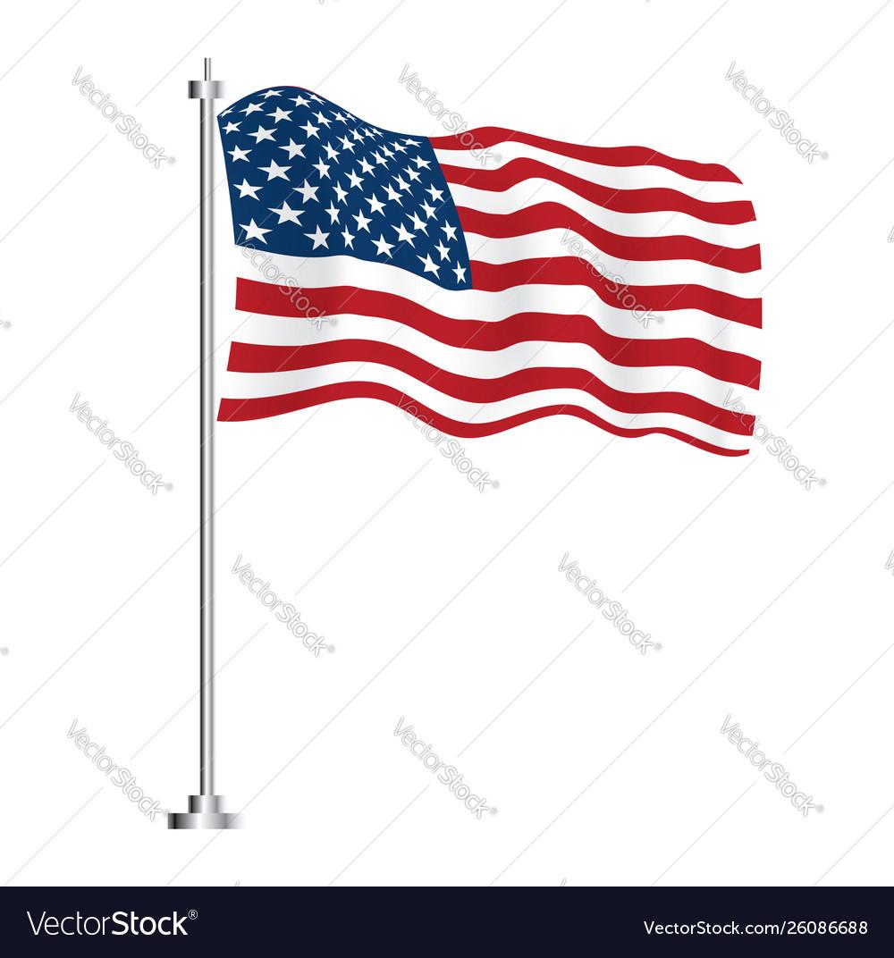 United state america flag