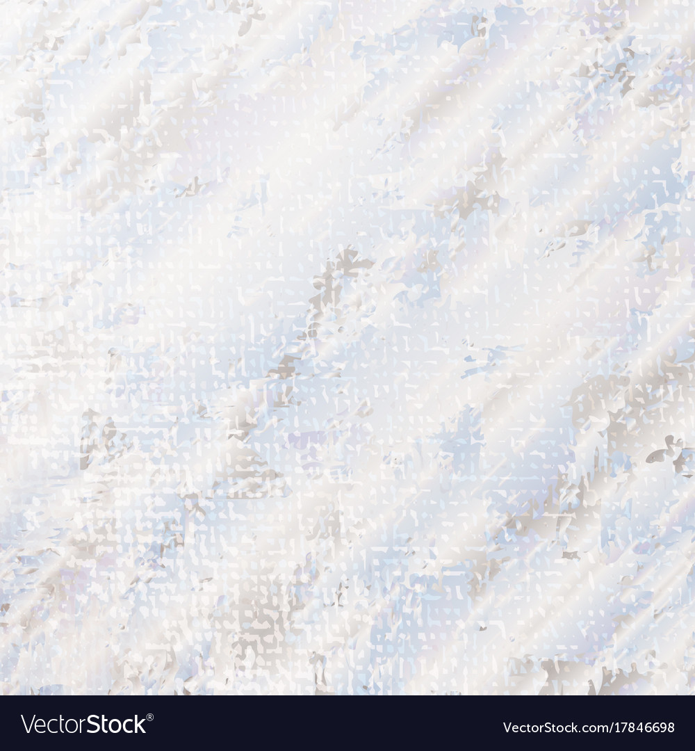 Blue Gray White Marble Background Royalty Free Vector Image