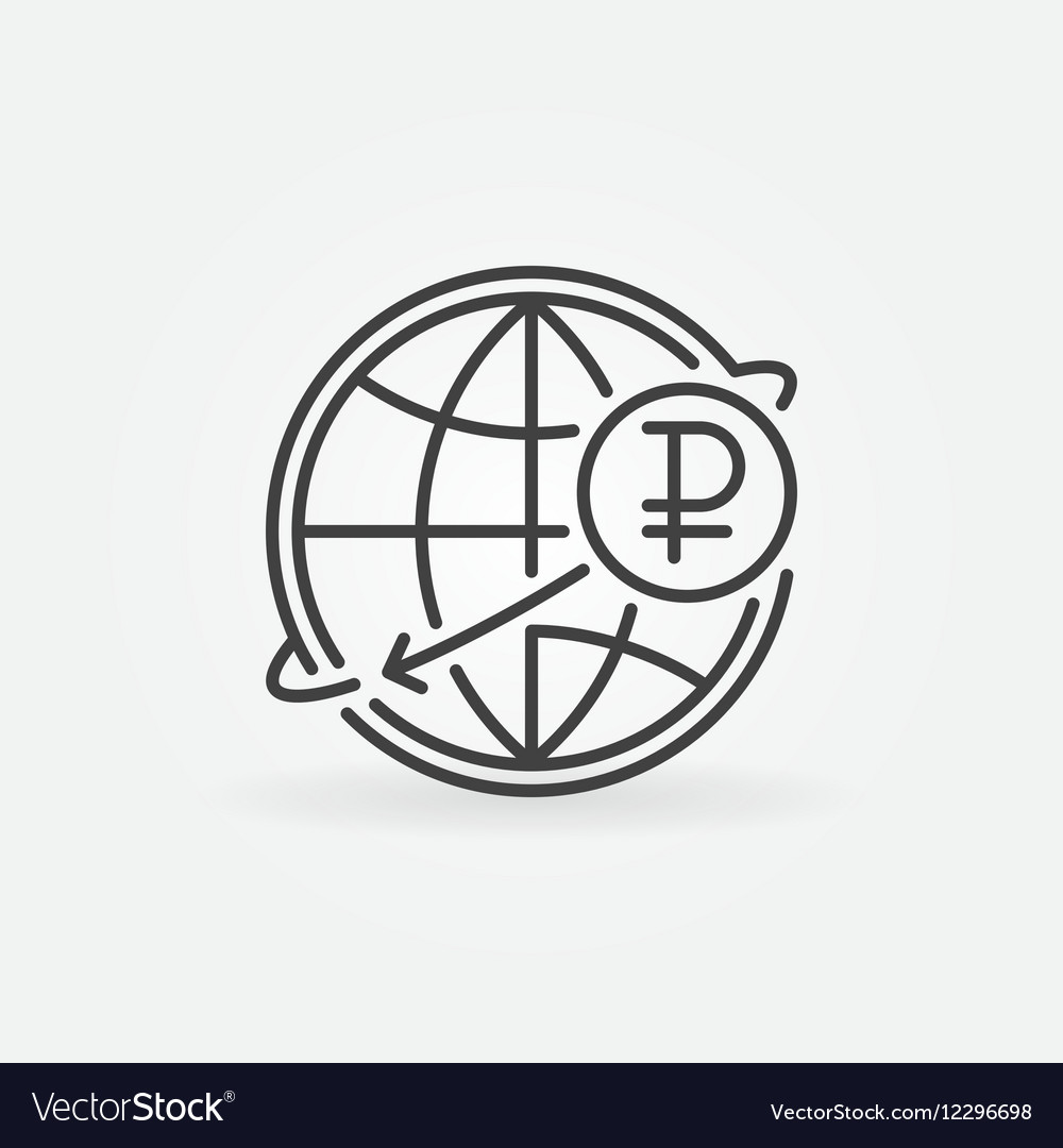 Money Transfer Royalty Free Vector