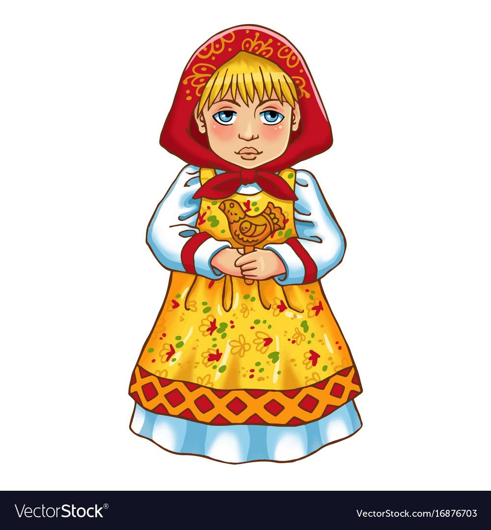 Внучка из сказки картинка