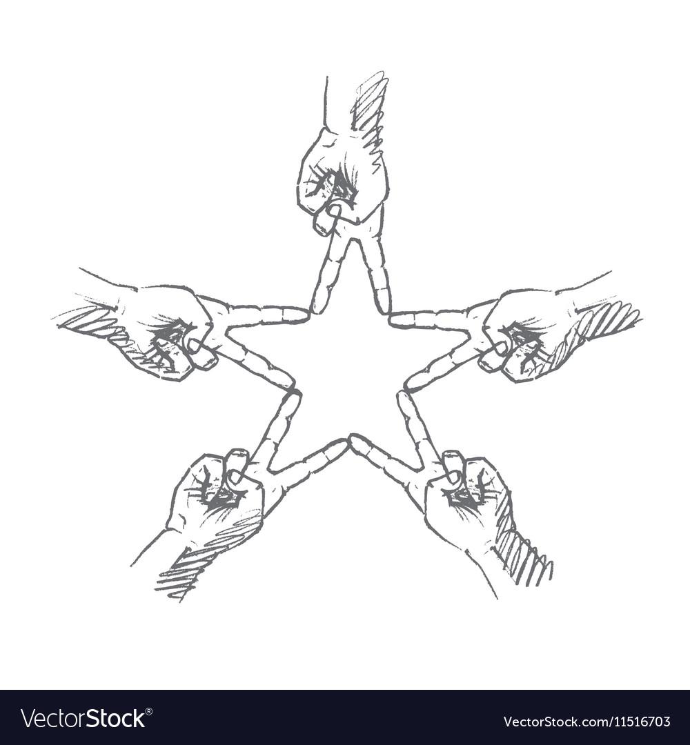 картинки звезда из пальцев слишком переувлажнять тоже