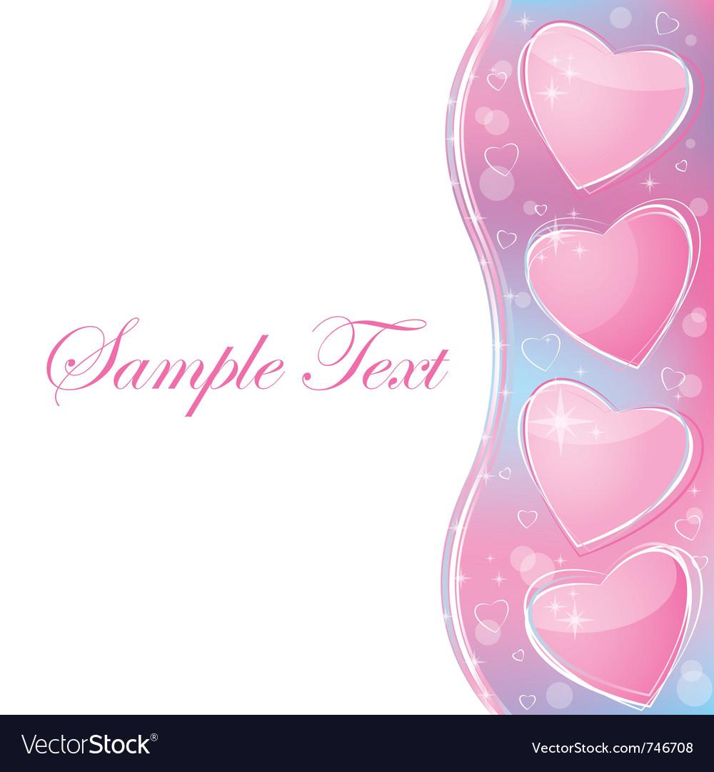 Valentines day romantic