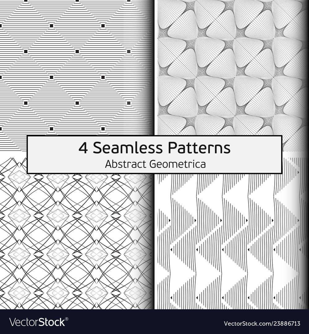 Geometric set patterns 0001 4