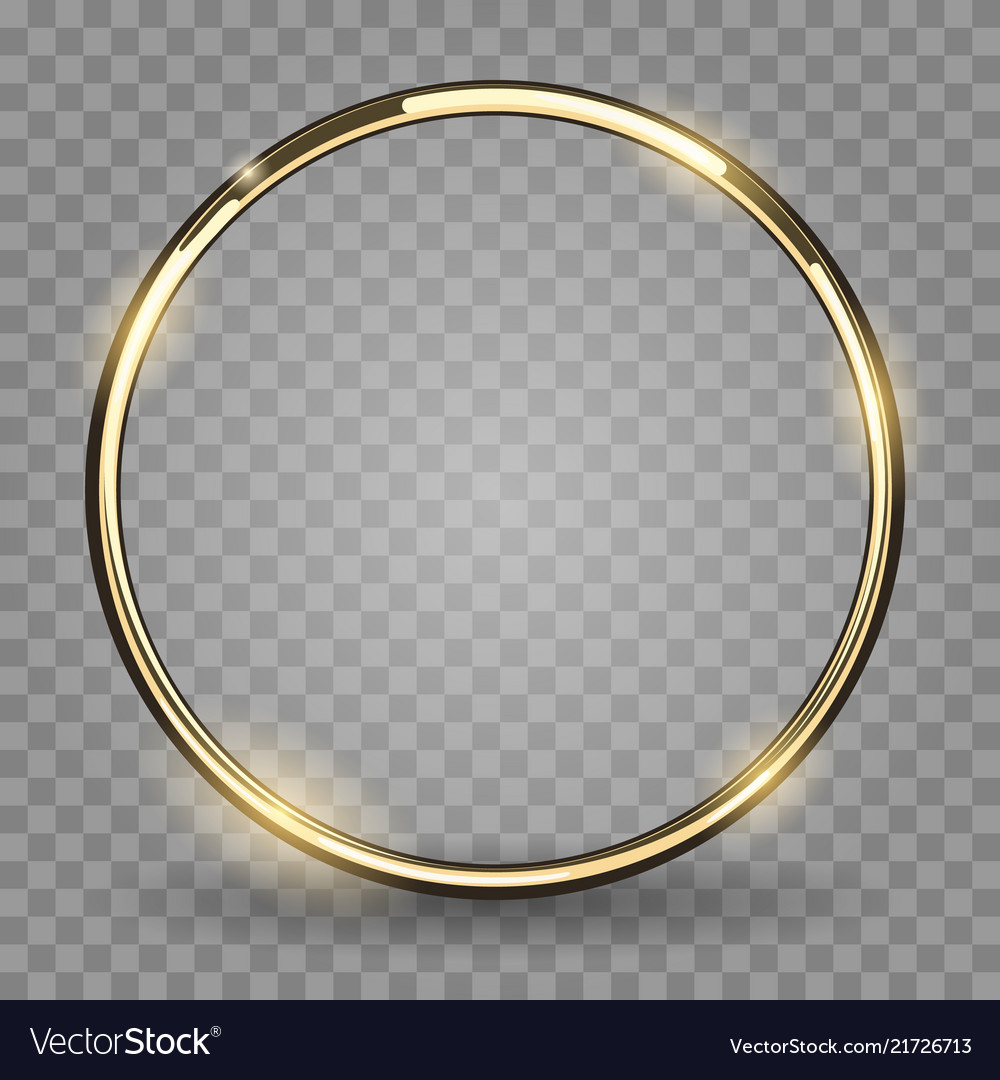 Gold Ring On Transparent Background Vector Image: Wedding Ring Without Background At Websimilar.org
