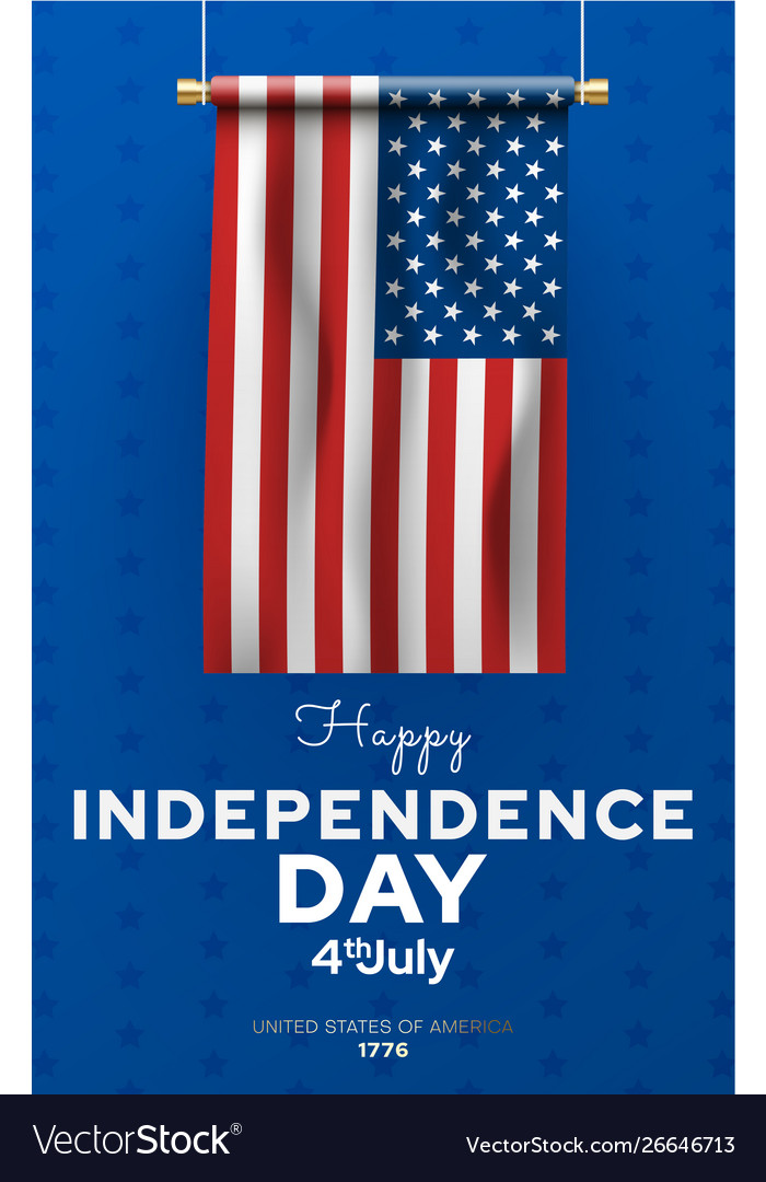 Independence day poster national patriotic