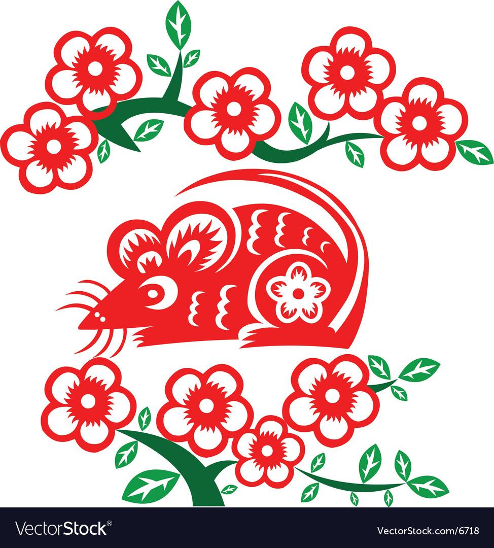 Chinese new year rat 2008
