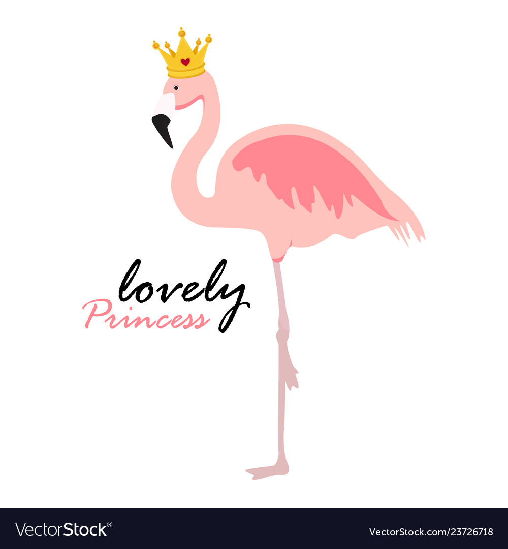 Cute little lovely princess background with pink